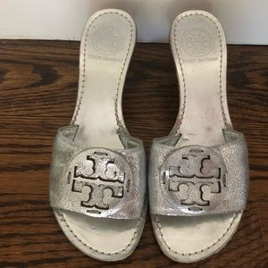 Tory Burch sandal heel